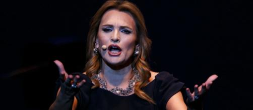 La soprano Ainhoa Arteta padece varios problemas de salud. (Wikimedia Commons)