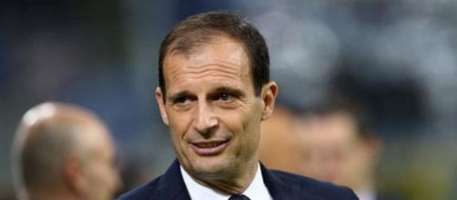 Massimiliano Allegri, tecnico della Juventus.