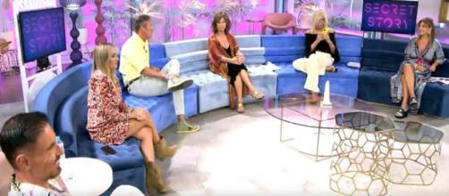 Rocío Flores habló sin tapujos de su opinión sobre la expareja de María Teresa Campos (Telecinco)