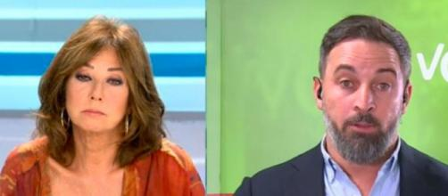 Santiago Abascal ha dicho que es necesario que se conozcan los rostros de los agresores (@elprogramadear)