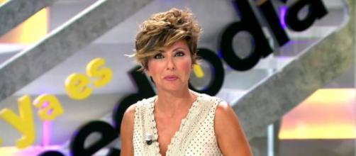 Sonsoles Ónega ha revelado que Sandra Pica estará en un reality (@yaesmediodiatv)