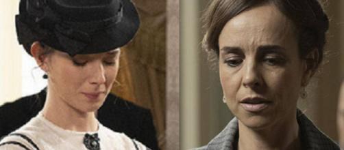 Una vita, spoiler Spagna: Camino vuole entrare in convento dopo aver perso il marito.