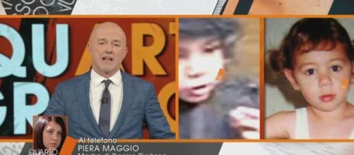 Denise Pipitone: Gianluigi Nuzzi ritorna sul caso .