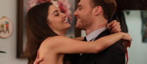Love is in the air, spoiler sino al 24/09: Eda e Serkan si vogliono sposare.