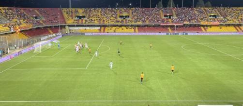 Serie B, Benevento-Lecce termina 0-0.