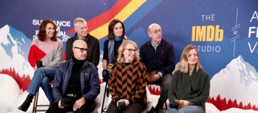 Parte do elenco do filme da Netflix 'Quanto Vale?' (Foto: Arquivo Blastingnews)