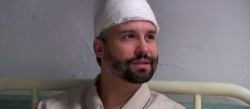 Una vita, anticipazioni: Genoveva sospetta che Felipe la stia mentendo sull'amnesia.