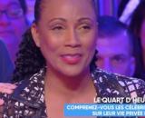 Christine Kelly dans l'émission TPMP présentée par Cyril Hanouna. Source : capture d'écran C8.