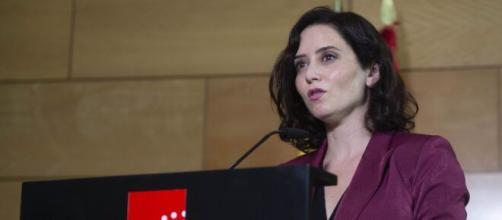 Díaz Ayuso buscará ser la líder del PP en Madrid (Partido Popular)