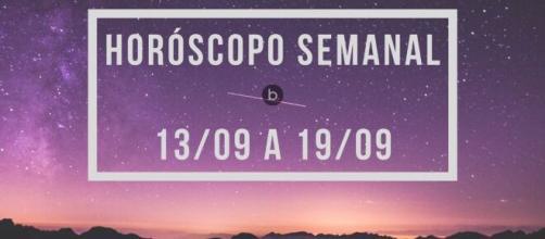 Horóscopo da semana entre 13 e 19 de setembro (Arquivo Blasting News)