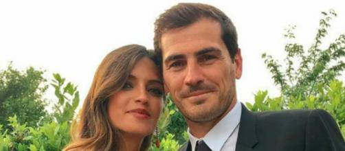 Iker Casillas y Sara Carbonero (@ikercasillas)