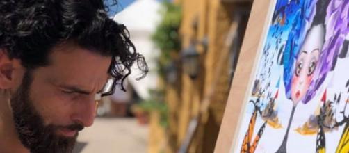Intervista a Giorgio Casu: 'L'arte è una passione: dipingerei anche se non mi desse da vivere'.