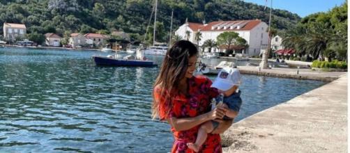 La actriz Sara Sálamo crítica los periodos de adaptación en las escuelas infantiles (Instagram/@sarasalamo)