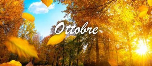 L'oroscopo di ottobre, 1^ sestina: amore che si riaccende per Leone, stabile Cancro.