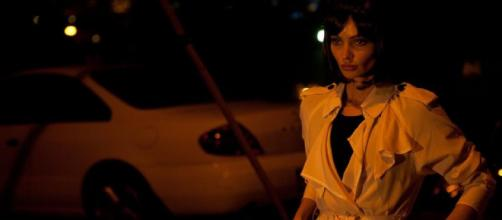 Gia Skova in 'The Serpent' (Image source: Serpent Production)