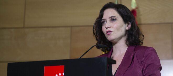 Ayuso dice que nunca será candidata para presidir el Gobierno: 'para mí Madrid es España'