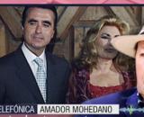Amador Mohedano no se ha mordido la lengua a la hora de hablar de su sobrina y Fidel Albiac (@telecincoes)