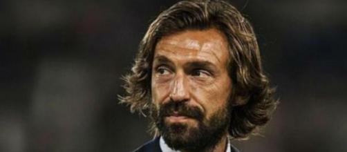 Andrea Pirlo, ex tecnico della Juventus.