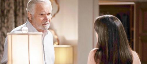 Beautiful anticipazioni Usa, Eric è impotente? Forrester potrebbe aver ingannato Quinn.