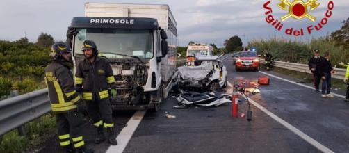 Incidente stradale a Parma: muore un giovane calabrese. (foto di repertorio)