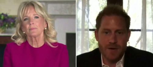 Jill Biden and Prince Harry to celebrate wounded warriors Monday in virtual event (Image source: wh.gov)