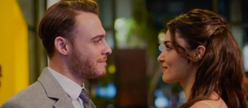 Love is in the air, spoiler Turchia: Eda restituisce l'anello di fidanzamento a Serkan.
