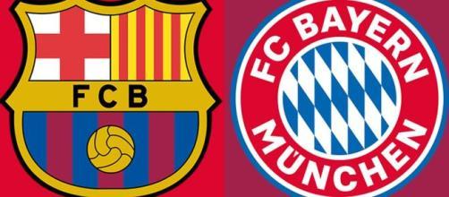 Saiba onde assistir Barcelona x Bayern de Munique (Arte/Eduardo Gouvea)
