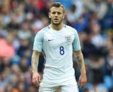 Jack Wilshere, centrocampista inglese.