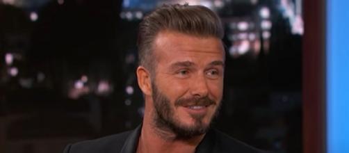 Beckham considers Brady as a close friend (Image source: Jimmy Kimmel Live/YouTube)