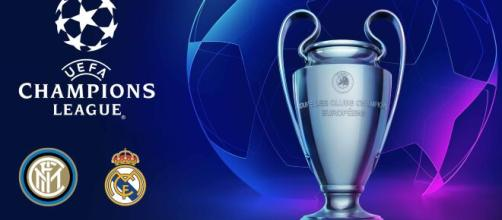 Champions League, Inter-Real Madrid.