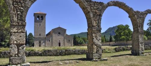 Vacanza in Molise: le rovine di Saepinum.