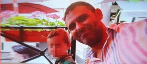 El economista argentino que huyó del hotel Concordia acusado del asesinato de su niño fue hallado muerto. (RRSS)