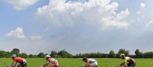 Giro di Toscana, 15 settembre 2021.