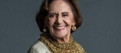 Laura Cardoso fez 94 anos (Divulgação/TV Globo)