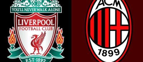 Liverpool e Milan se encontram nesta quarta (Arte/Eduardo Gouvea)