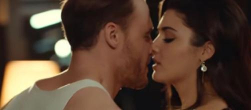 Love is in the air, trama del 21 settembre: si riaccende la passione tra Eda e Serkan.