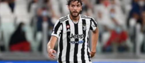 Manuel Locatelli, centrocampista della Juve.