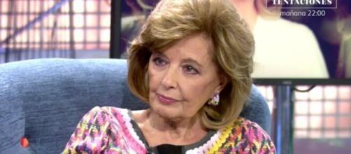 María Teresa Campos, en imagen (Telecinco)
