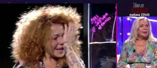 Sofía Cristo confiesa haber sufridos abusos con 5 años por una persona cercana (@SecretStory_es)