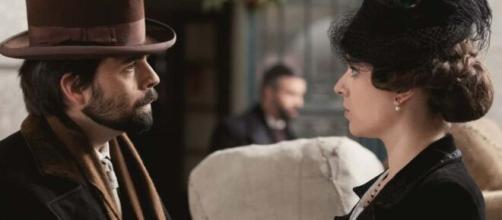 Una vita, anticipazioni spagnole: Genoveva scopre che Velasco vuole uccidere Felipe.