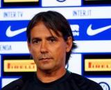 Simone Inzaghi, allenatore dell'Inter.