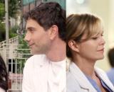 Un posto al sole, Rossella (Giogia Gianetiempo) e Riccardo Crovi (Mauro Racanati) affiancati a Meredith e Derek di Grey's Anatomy.