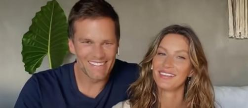Brady and Gisele recently celebrated their 12th wedding anniversary (Image source: giseledaily/YouTube)
