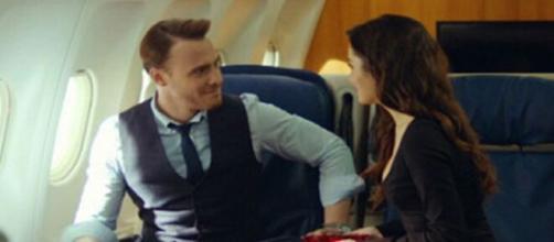 Love is in the air, spoiler del 22 settembre: Eda chiede a Serkan di sposarla.