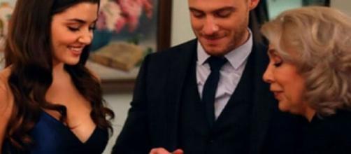 Love is in the air, trama del 23/09: Semiha apprende che Serkan ed Eda si vogliono sposare.
