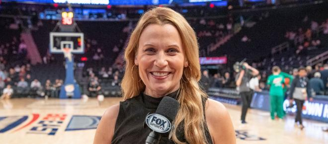 Milwaukee Bucks name Lisa Byington as TV play-by-play announcer in historic hire