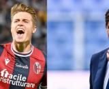Svanberg spegne le voci di mercato sull'Inter.