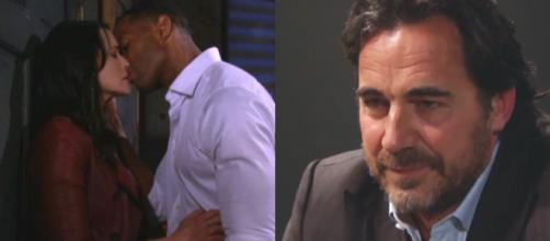 Beautiful, spoiler americani: Quinn cede alla passione con Carter, Ridge la fa pedinare.