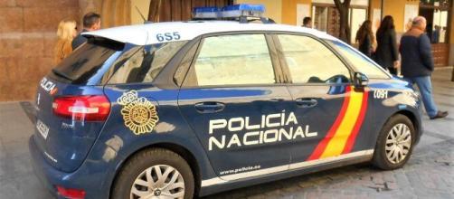 Imagen de un coche de Policía Nacional (Fuente: Flickr)