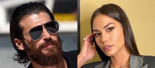 Can Yaman e Demet Özdemir, retroscena di Rosica: 'C'è una bella confidenza'.
